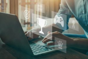 Gamification for training and learning at work